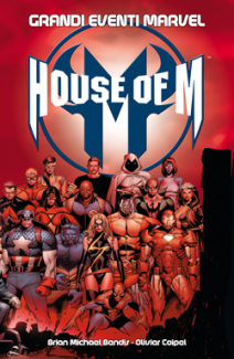 House Of M Seconda Ristampa
