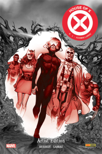 House Of X 1 Artist Edition