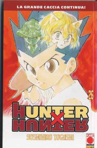 Hunter X Hunter Ristampa 26