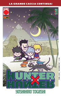 Hunter X Hunter Seconda Ristampa 20