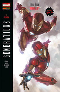 Il Ferro Iron Man & Ironheart