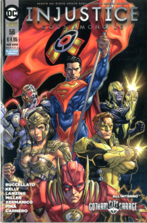 Injustice Gods Among Us 56