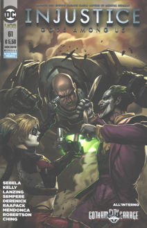 Injustice Gods Among Us 61
