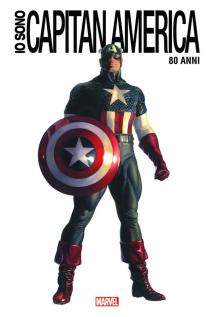 Io Sono Capitan America Anniversary Edition