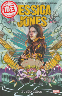 Jessica Jones Marvel Collection 4