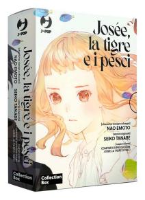 Josee La Tigre E I Pesci Box Vol.1-2