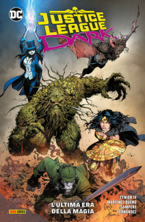 Justice League Dark 1