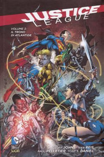 Justice League New 52 Limited 3