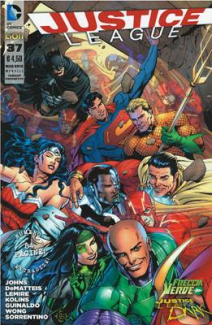 Justice League Variant 37 + Cofanetto Iv Stagione