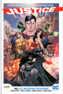 Justice League Rebirth Ultralimited 1