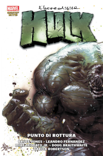 L'incredibile Hulk Di Bruce Jones 2