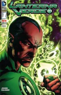 Lanterna Verde New 52 Special 1