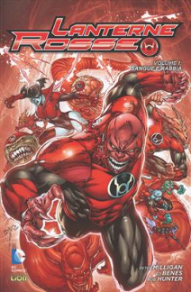 Lanterne Rosse New 52 Library 1