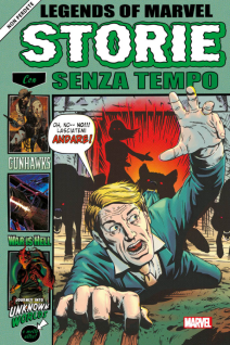 Legends Of Marvel Storie Senza Tempo