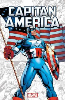Marvel-Verse Capitan America