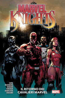 Marvel Knights Marvel Collection