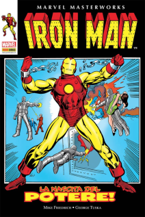 Marvel Masterworks Iron Man 8