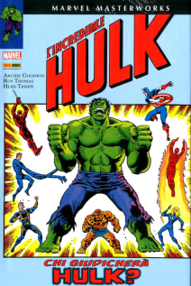 Marvel Masterworks L'incredibile Hulk 8