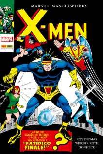 Marvel Masterworks X-men 4