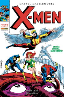 Marvel Masterworks X-men 5