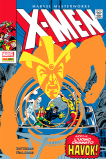 Marvel Masterworks X-men 6
