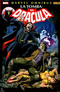 Marvel Omnibus La Tomba Di Dracula 3