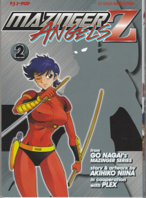 Mazinger Angels Z 2