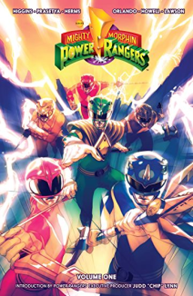 Mighty Morphin Power Rangers Tp 1