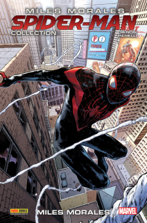 Miles Morales Spider-man Collection 10