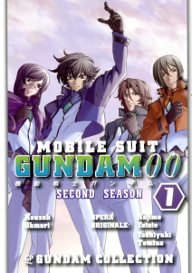 Mobile Suit Gundam 00 Second Season 1