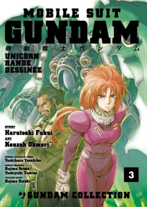 Mobile Suit Gundam Unicorn Bande Dessinée 3