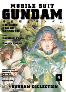 Mobile Suit Gundam Unicorn Bande Dessinée 9