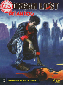 Morgan Lost & Dylan Dog 2