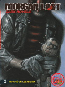 Morgan Lost Dark Novels 4