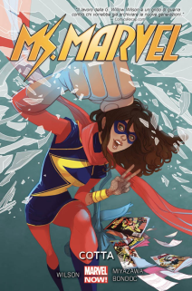 Ms. Marvel Marvel Now! Collection 3