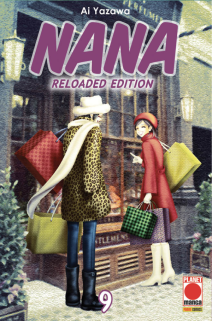 Nana Reloaded Edition 9
