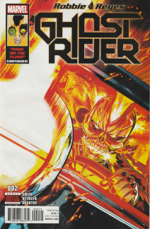 Now Ghost Rider 2