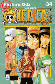 One Piece New Edition 34