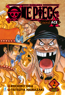 One Piece Novel A 2