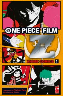 One Piece Z Il Film Anime Comics 1