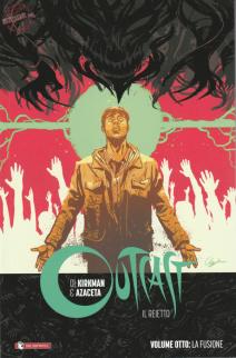 Outcast Il Reietto Edizione Brossurata 8