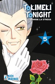 Tokimeki Tonight Ransie La Strega New Edition 5