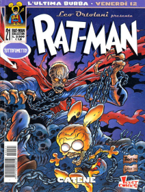 Rat-man Collection Prima Edizione 21