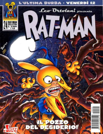 Rat-man Collection Prima Edizione 24