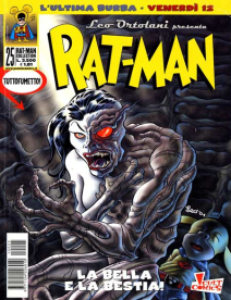 Rat-man Collection Prima Edizione 25