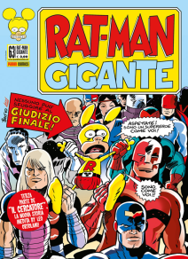 Rat-man Gigante 63