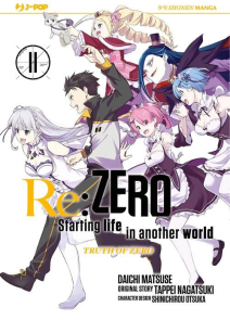 Re:zero Starting Life In Another World Terza Stagione Truth Of Zero 11
