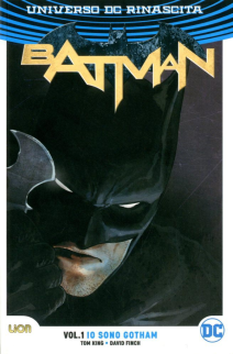Batman Rebirth Collection 1