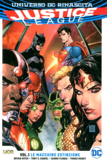 Justice League Rebirth Collection 1