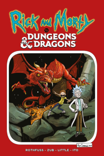 Rick And Morty Vs Dungeons & Dragons 1